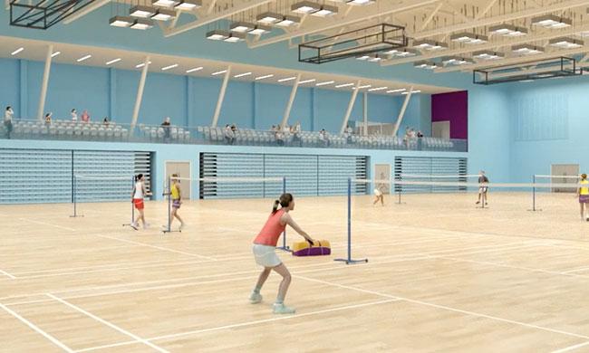 University of Warwick - Sports Hub